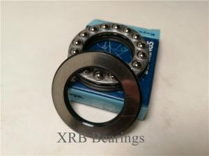 China Thrust Vertical Pump Thrust Bearing Steel Balls Pressed Steel Cage 17×30×9mm on sale