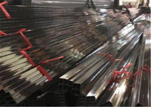 China Polished Stainless Steel Square Tubing 80x80x3mm Thin Heavy Wall Customizable on sale