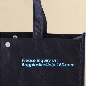 China Hot sale fashional ecological non woven bag, Hot selling plain tote silk-screen printing non woven bags, bagease, pac pk on sale