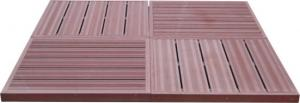 China China zhejiang factory CE outdoor flooring solid hollow woodgrain groove WPC decking on sale