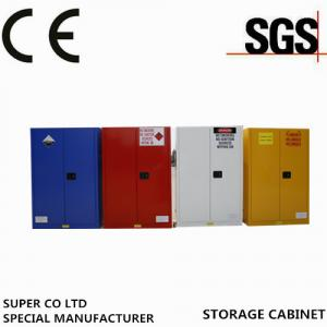Quality Gabinetes de almacenamiento químicos de la química/gabinetes de almacenamiento for sale