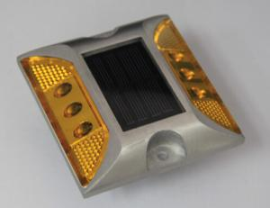China LED solar road stud  cat eye road marker manufacture offer on sale