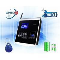 KO-M10 GSM Based Fingerprint Time Clock Time And Attendance Machine