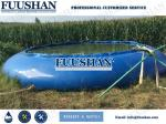 Durable Onion Shape Reusable Fish Water Tank PVC 200L