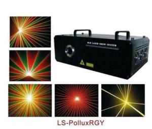 China 1200mW RGY Laser Light on sale