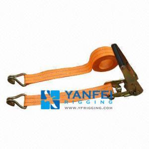 China EN12195-2 Ratchet Tie Down, Ratchet Lashing on sale