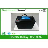 12V 120AH long life time Lifepo4  Battery For EV & Solar PV Systems