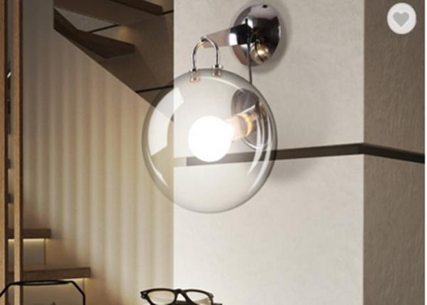 Staircase Lamp Aisle Nordic Living Room Lamps Glass Led