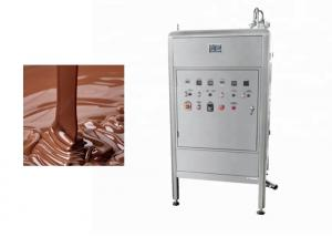 China Multi - Function Tempering Machine Chocolate Bar Production Line 1 Year Warranty on sale