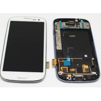 Samsung galaxy S3 i9300 LCD Touch Screen with Digitizer frame Assembly