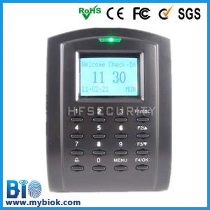 China Professional door entry access control with anti-passback Bio-SC103 on sale