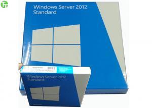 China Windows Server 2012 Standard Retail Version Server 2012 R2 OEM Full Version on sale