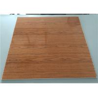 Fireproof PVC Ceiling Boards For Interior Ceiling Decoration 595×595 Mm