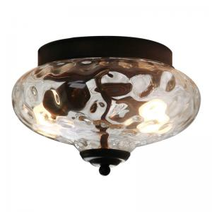 China Industrial Glass Ceiling Lights Fixtures For indoor home Lighting (WH-LA-24) on sale
