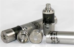 China Quit Smoking Variable Voltage Mod Sigelei 30w E cigarette 3v - 6v on sale