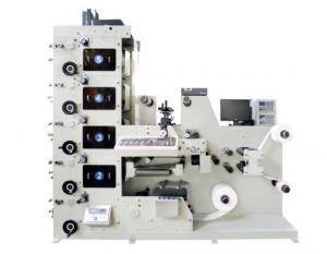 Quality Industrial Paper Flexo Printing Machine 5 Colours RY-320 For Paper Feeding / for sale