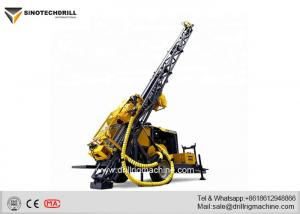 China 1550 meters B-size Diamond Core Drill Rig for Ore and geological exploration on sale