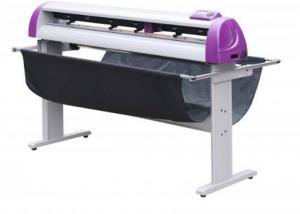 China 1350mm Precision Sticker Cutting Plotter / Vinyl Cutting Plotter Machine on sale