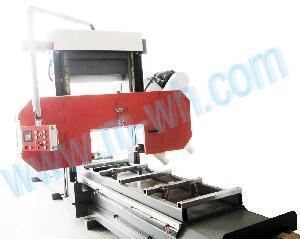 China Woodworking Horizontal Band Saw Machine (MW650LA) on sale