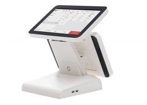 China Square Tablet Android POS System Cash Register With Restaurant POS Software on sale