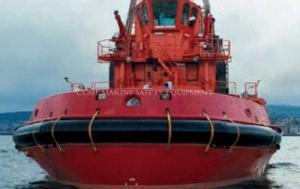 China ØD 200-1000mm Best Sale China manufacrory tugboat rubber fender on sale