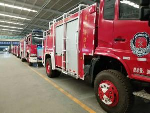 China Automatic Aluminum Alloy Roller Door for Emergency Rescue Trucks supplier