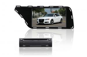China Audi Car DVD Player  Support A2DP, HD Car TFT Screen Audi, Built-in Microphone A4L, AUDI A4 2008-2013 on sale