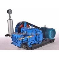 High Pressure Triplex Drilling Mud Pump with Diesel / Hydraulic / Electric Powered