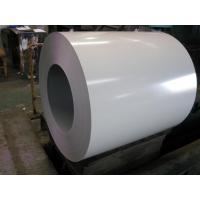 China Piant 25um PVDF Painted Color Coated Galvanized Steel Coil For Write Board on sale