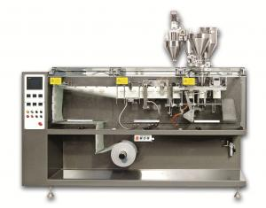 China Spice Granule Filling Machine 380 Voltage 1.5KW One Year Warranty on sale