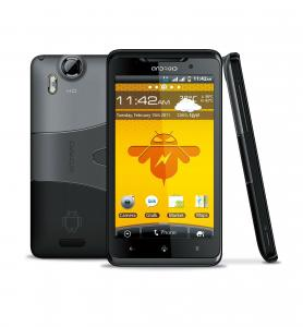 China New 4.3 inch Capacitive screen MT6573 3G Wifi Enabled Mobile Phones 126 x 67.5 x 10.5 mm on sale