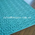 Customized eva+ rubber foam sheet for sole soft  with 3D pattern