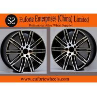 Deburring European Wheel 35 - 50mm ET Range For 14 Year Macan Turbo 3.6T