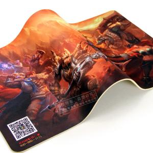 China China Dongguan Factory Mouse pad on sale