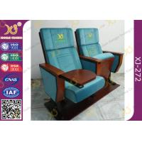 Stacking Tablet Wooden  Musical / Lecture Hall Seating Tip-Up Seat