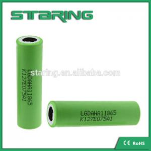 China Fast shipping High drain rechargeable  LGAHA1  18650 1300MAH battery  for htc desire battery on sale