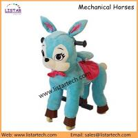 Ride on Horse Toy Pony, Mechanical Walking Horse for Sale, Little Pony Cycle for Kids