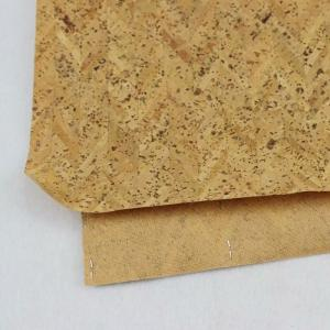 China China Factory Hot Popular Nature Cork Fabric/Leather for Sofa Upholstery and Decorative Use on sale