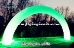 Led Inflatable Arch, Inflatable Light Gate, Inflatable Archway for Event