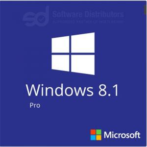 Quality 1 Installation Microsoft Windows 8.1 Pro License French 1 Gigahertz Processor for sale