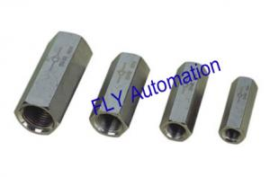China Brass Aluminum Check Air Flow Control Valves CV-01,CV-02,CV-03,CV-04 supplier