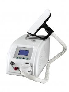 China Safety Mini Q-Switch ND YAG Laser For Tighten Pore Skin Improvement on sale