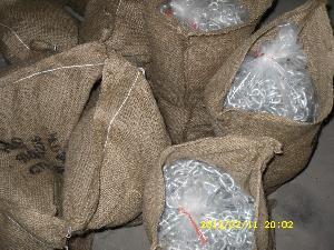 China Zinc Safety Chain on sale