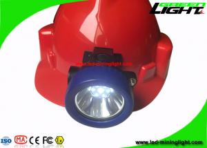 China High Security Rechargeable LED Hard Hat Light Wireless With Lithium Ion Battery on sale