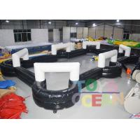 10x6m Inflatable Adult Pool Table Inflatable Billiards Table Football Game