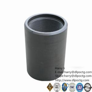 China API 5B Seamless with connect pipe tubing coupling EUE/NUE gas used stainless steel Internal Tubing coupling on sale