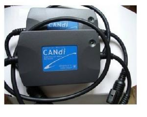 China Auto Diagnostic Cable , CANDI Interface For GM Tech 2 Flash / OBD Adapter on sale
