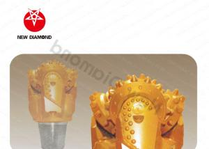 "China Professional TCI Tricone Drill Bit , Tricone Rock Bit 6 1/4"" 159mm Diameter on sale"