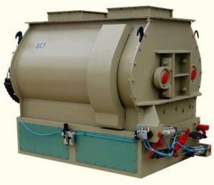 China SSHJ Series Dual-shaft Oar Mixer on sale