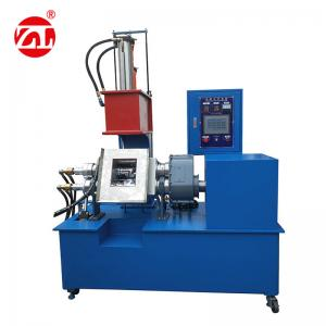 China Lab Open - Close Type Rubber Plastic Dispersion Mixer Rubber Kneader Machine on sale